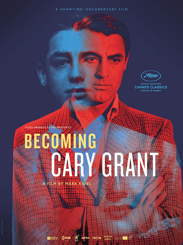 Becoming Cary Grant - Filmcover ©Filmcover: Lola Duval