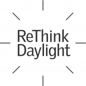 rethinkdaylight logo © Velux