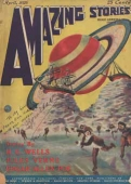 Amazing Stories © Cover: http://vtspecialcollections.wordpress.com/category/speculative-fiction/science-fiction