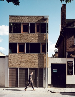 Studio House Hackney, East End London ©Archiv