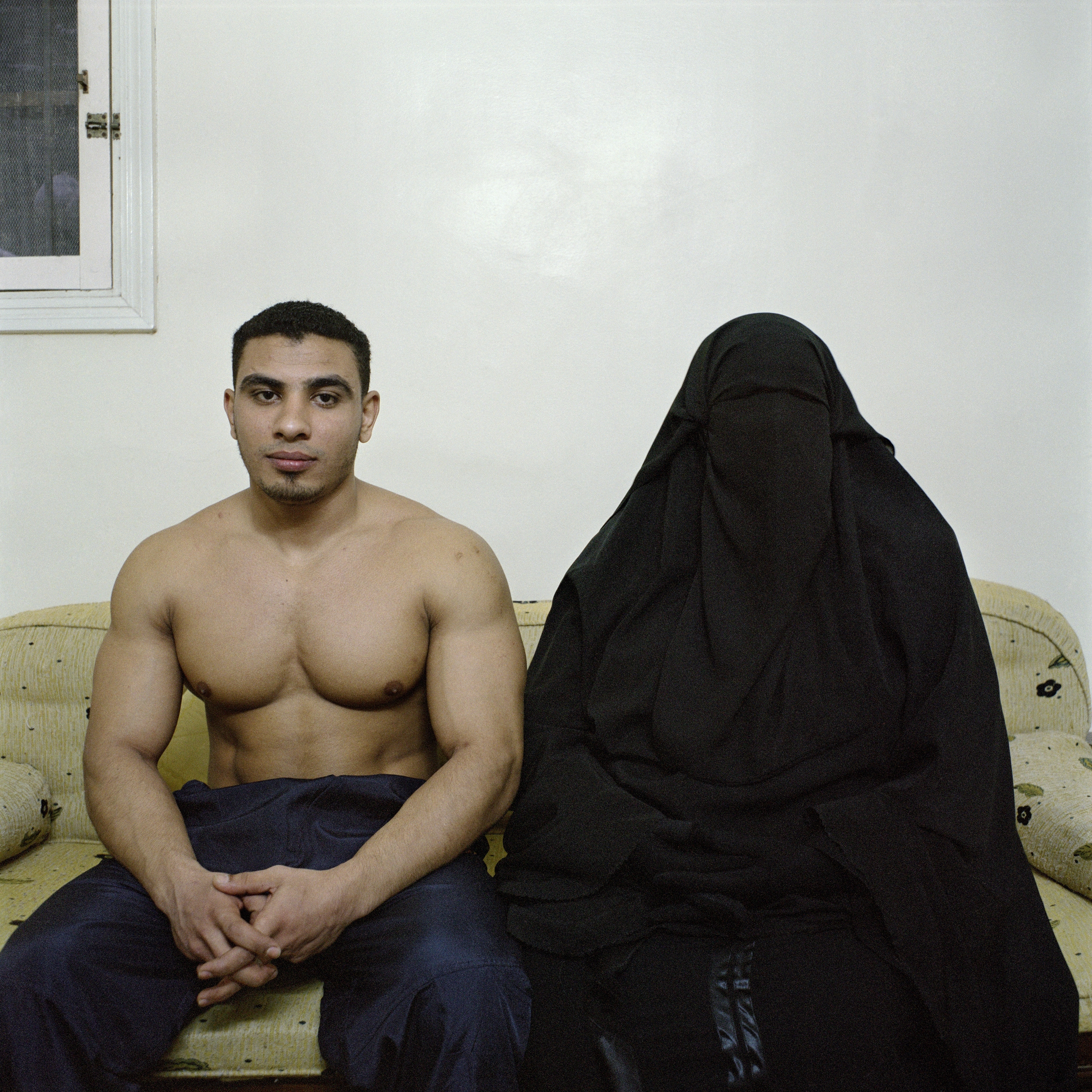 Mother and Son © World Press Photo - Denis Dailleux