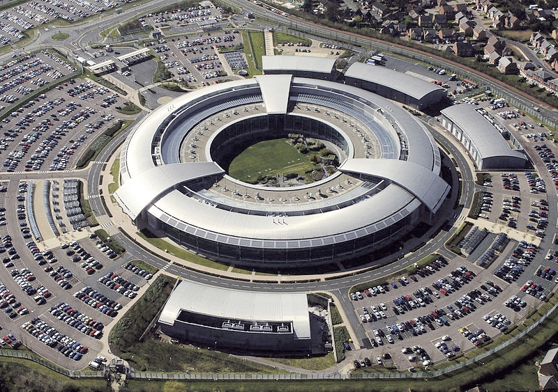 Government Communications Headquarters (GCHQ) © Ministry of Defence