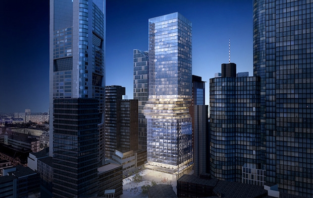 2 World Trade Center, Lower Manhattan © BIG - Bjarke Ingels Group