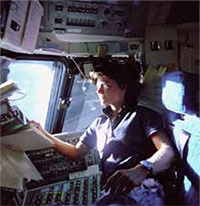 Sally Ride © NASA