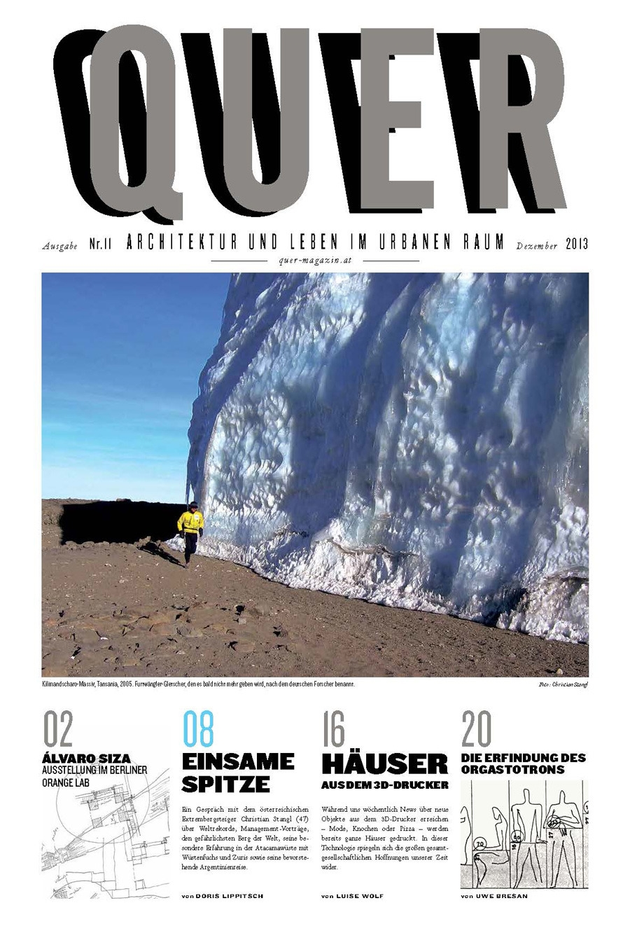 Cover 12/2013 ©QUER