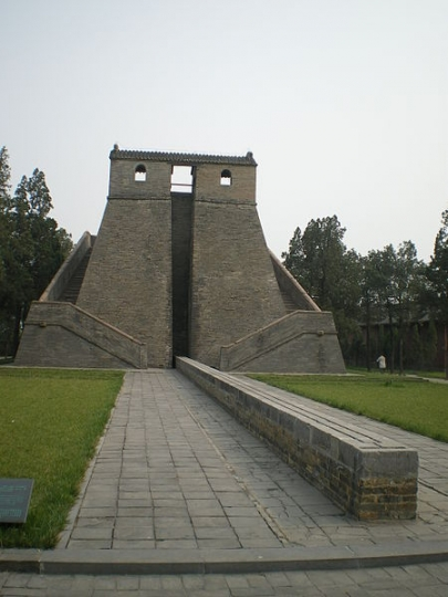 Gaocheng-Observatorium in China ©http://commons.wikimedia.org/wiki/File:Dengfeng_ Observatory.jpg